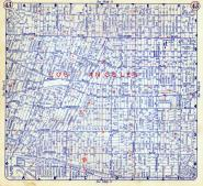 Page 043, Los Angeles County 1957 Street Atlas